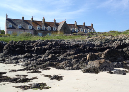Iona Accommodation